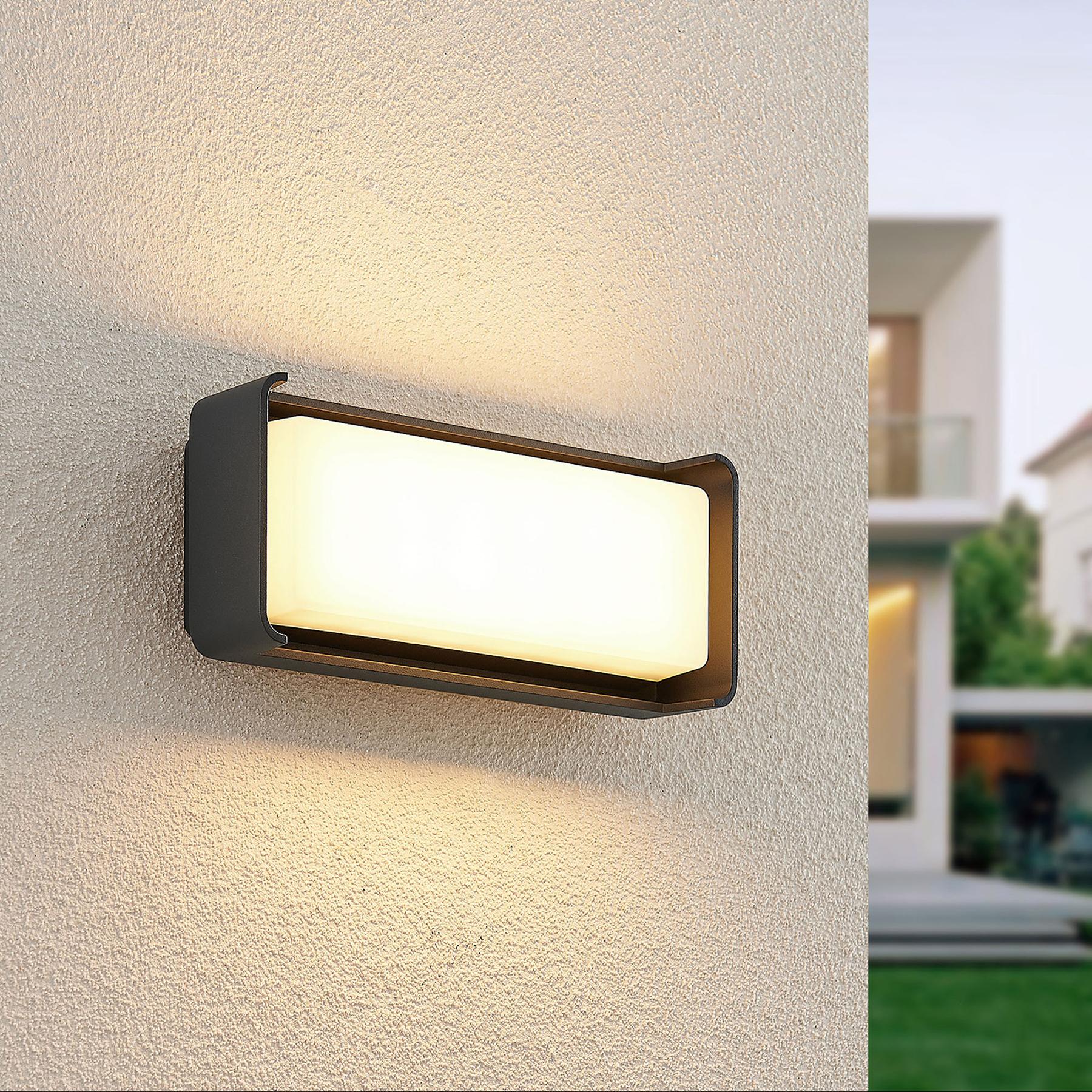 Lucande Babet -LED-ulkoseinävalaisin