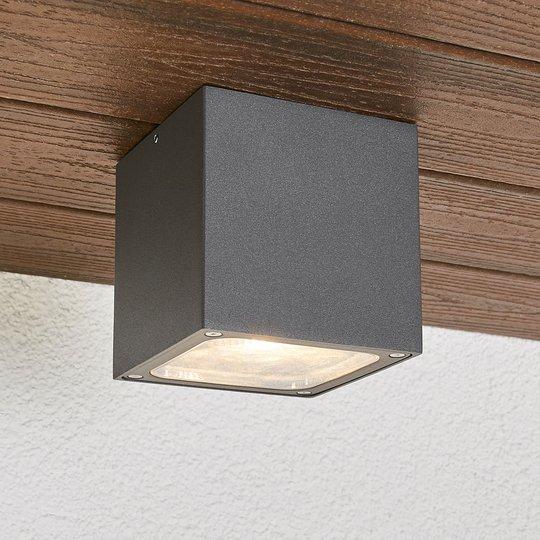 Tanea – kuutiomainen LED-kattovalaisin, IP54