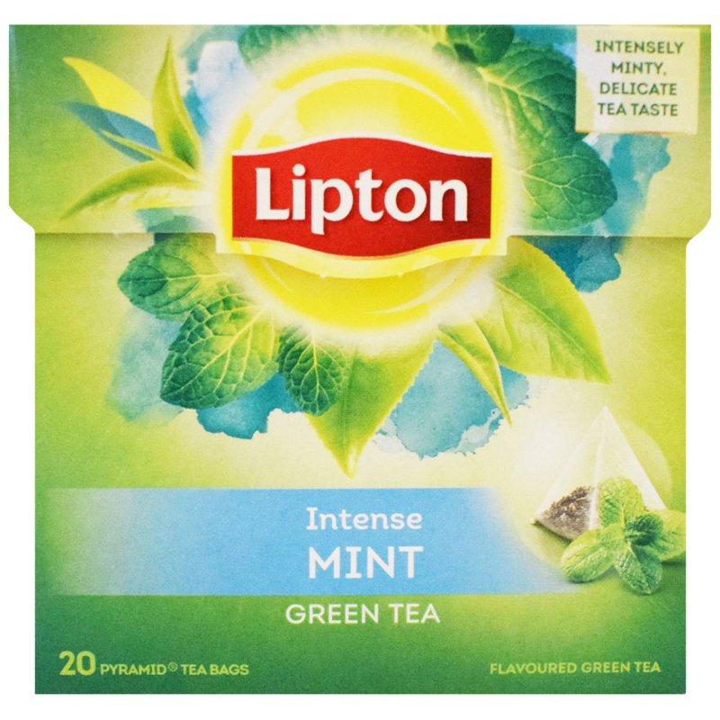 Grönt Te Mint 20-pack - 35% rabatt