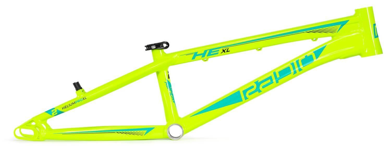 "Radio Helium 20"" Race BMX Ram Pro XL Neon Yellow"