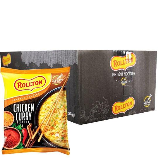 Pikanuudelit Curry & Kana 24kpl - 31% alennus