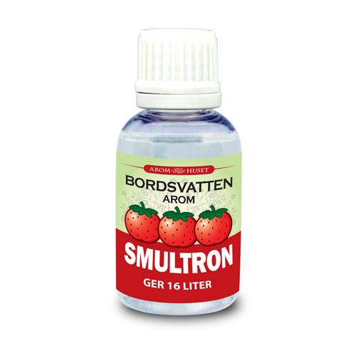 Smultron 32 ml Bordsvattenarom för kolsyrat vatten