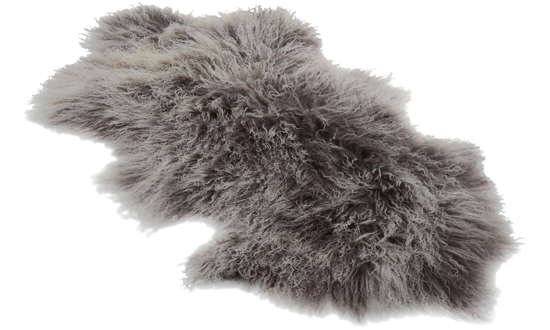 Shansi saueskinn - grå snowtop
