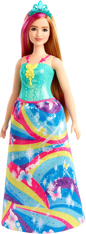Barbie - Dreamtopia Princess Doll - Blue Tiara (GJK16)