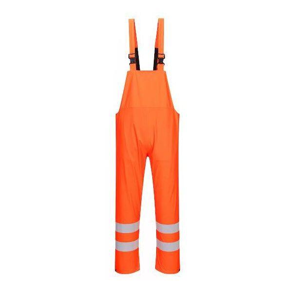 Portwest Sealtex Ultra Hängselbyxor Hi-Vis orange S