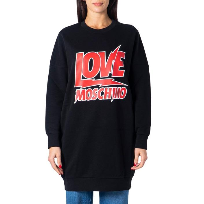 Love Moschino Women's Dress Black 319342 - black 40