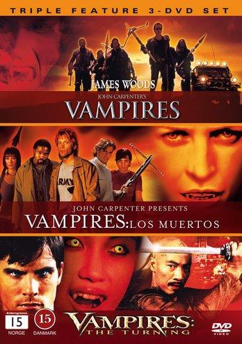 Vampires 1-3 Box - DVD