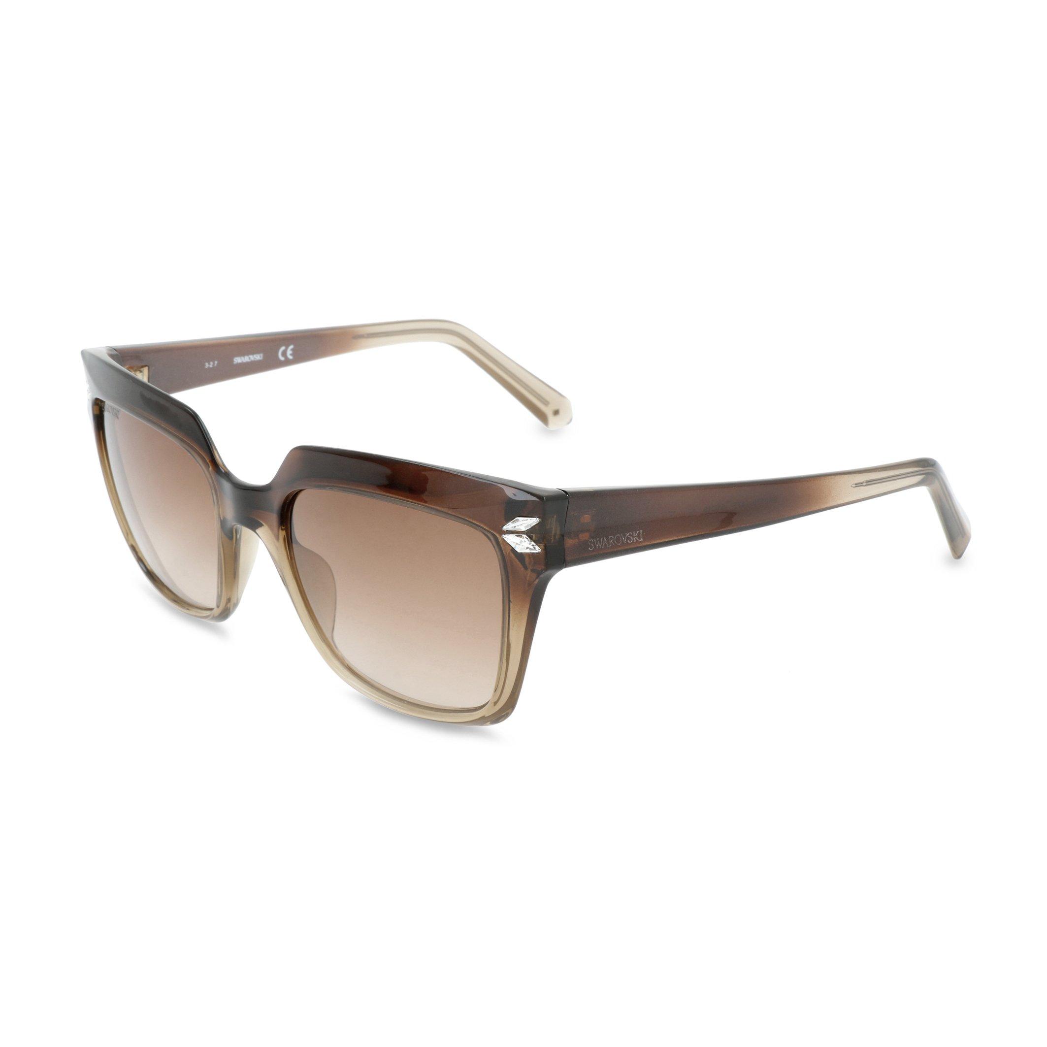 Swarovski Women's Sunglasses Various Colours SK0170 - brown NOSIZE