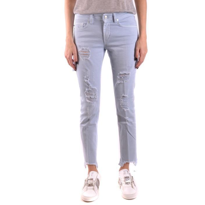 Dondup Women's Jeans Light Blue 164178 - light blue 26