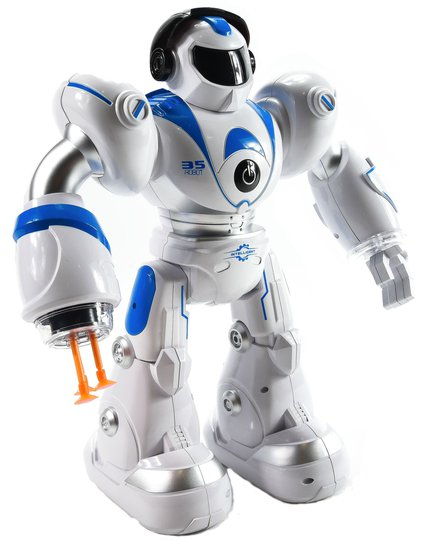 Gear4Play Robot Hero