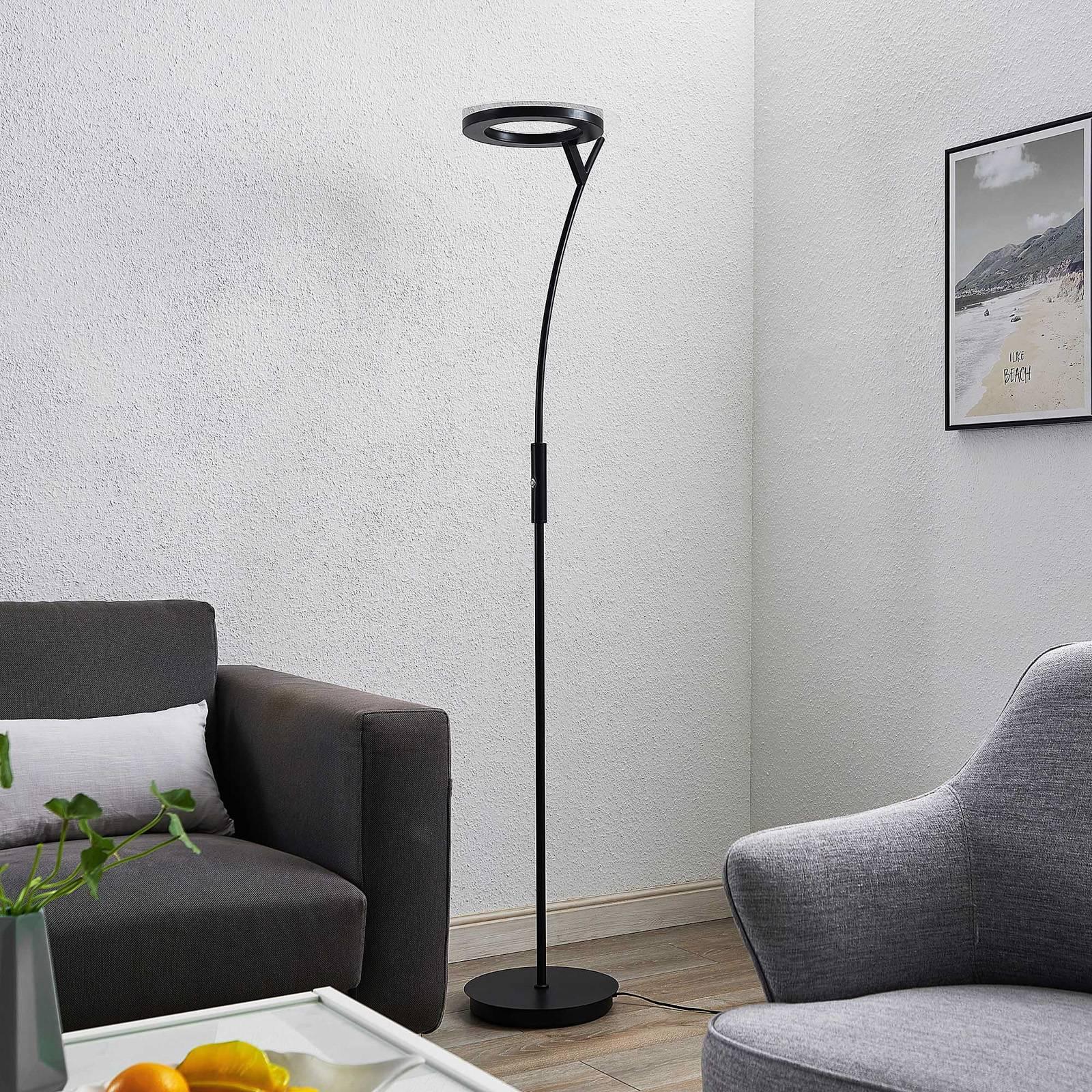 Lindby Kavino -LED-lattiavalo, himmennettävä