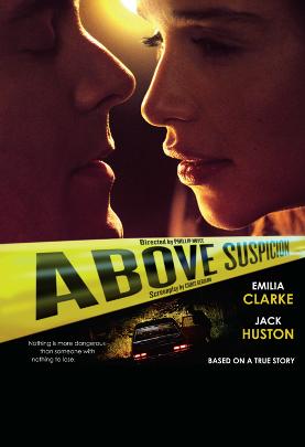 Above Suspicion - Blu ray