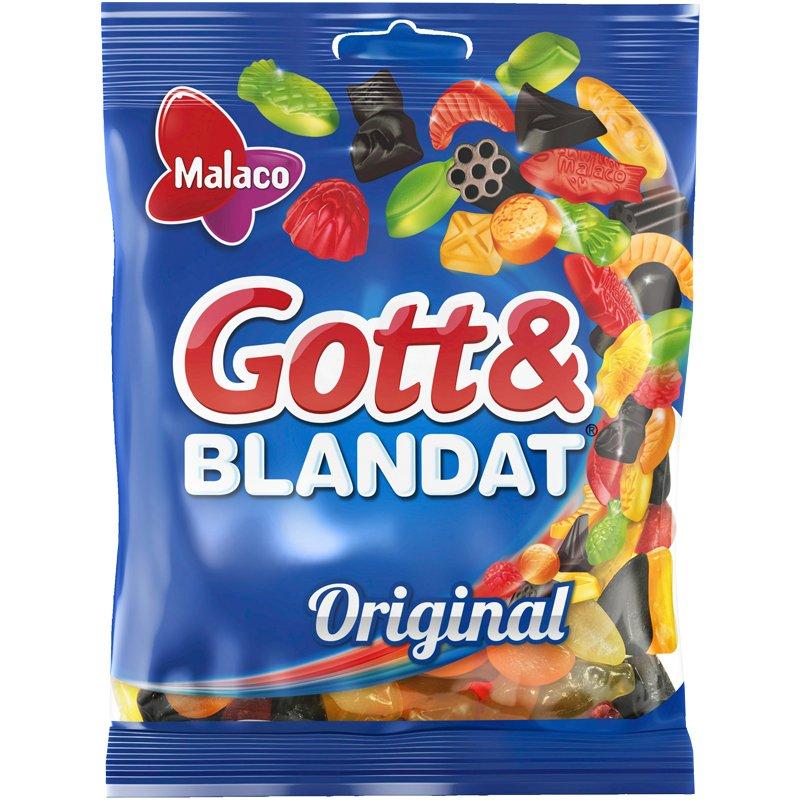 Gott & Blandat Original - 26% rabatt