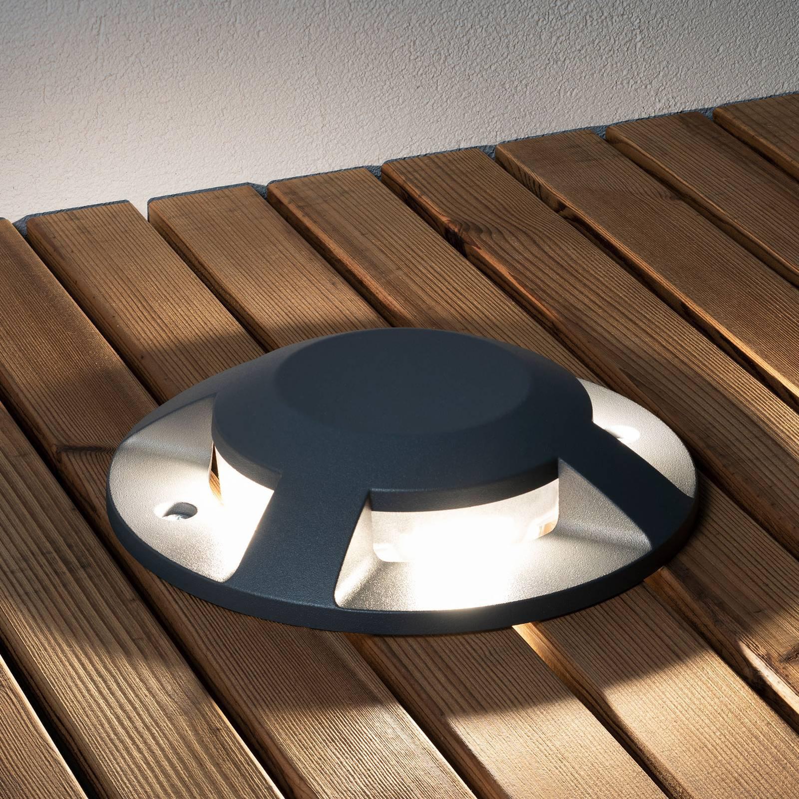 LED-bakkespot 7878-370, 4 lyskilder