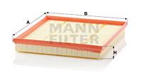 Ilmansuodatin MANN-FILTER C 28 125