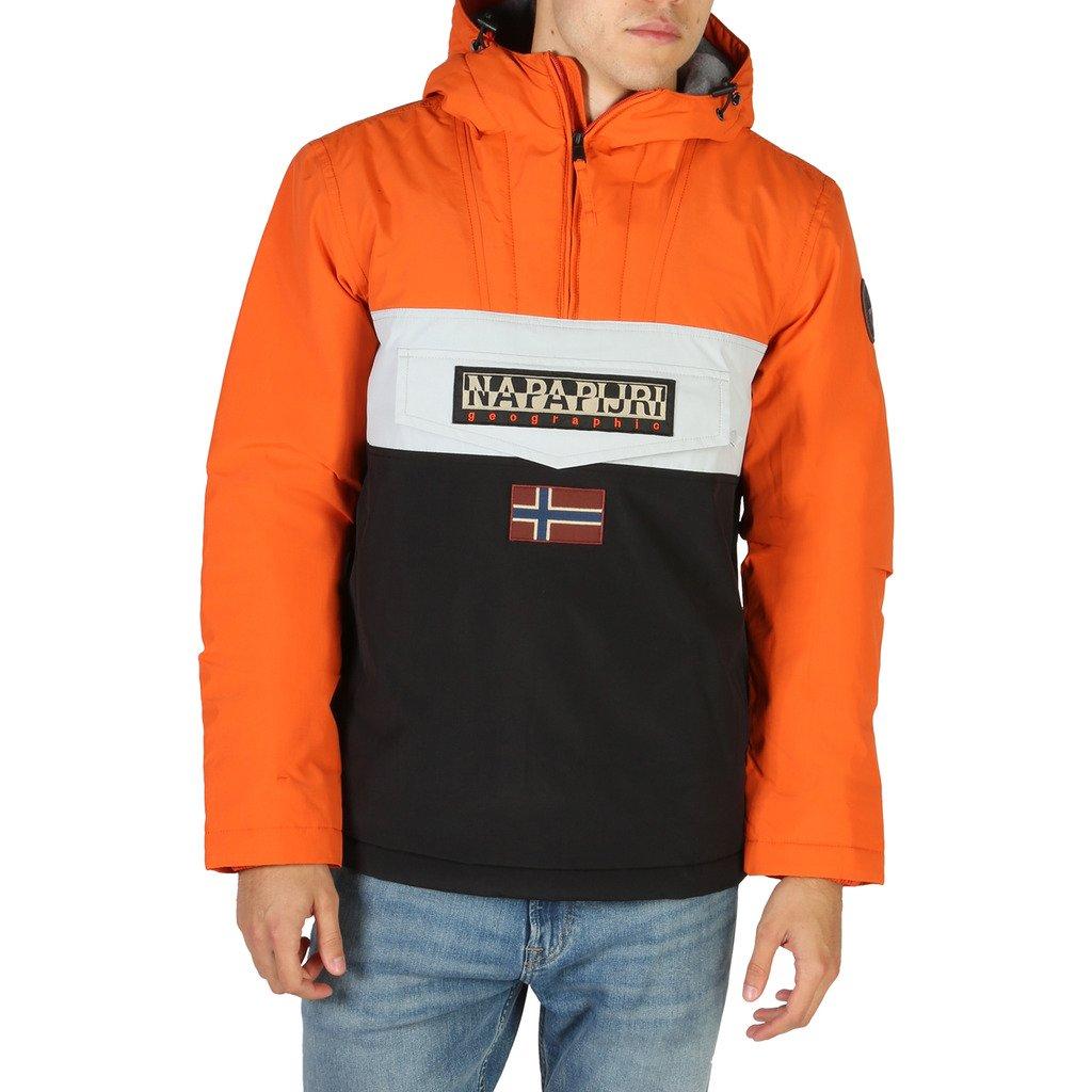 Napapijri Men's Jacket Black NP0A4EHF - black S