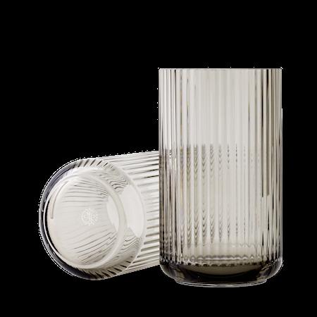 Vase Munnblåst Glass Smoke 38cm
