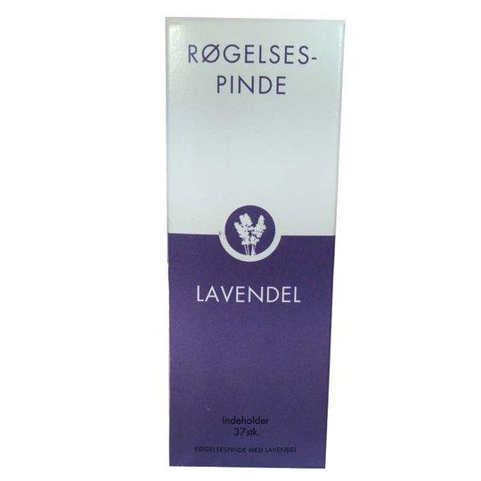 Rökelsepinnar Lavendel - 68% rabatt