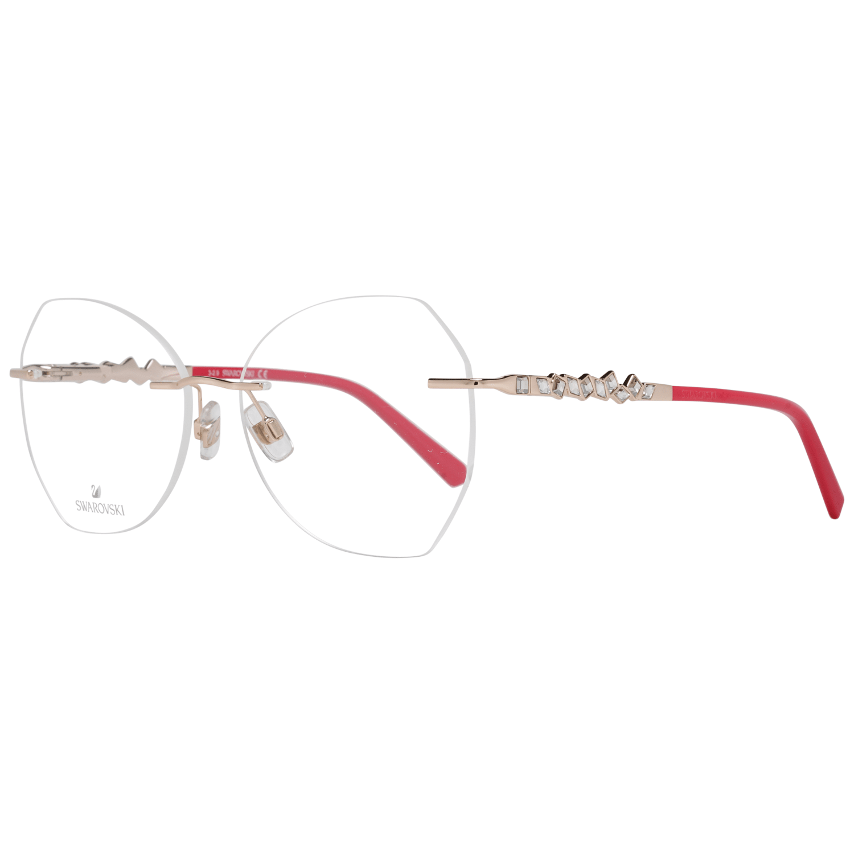Rose Gold Women Optical Frames