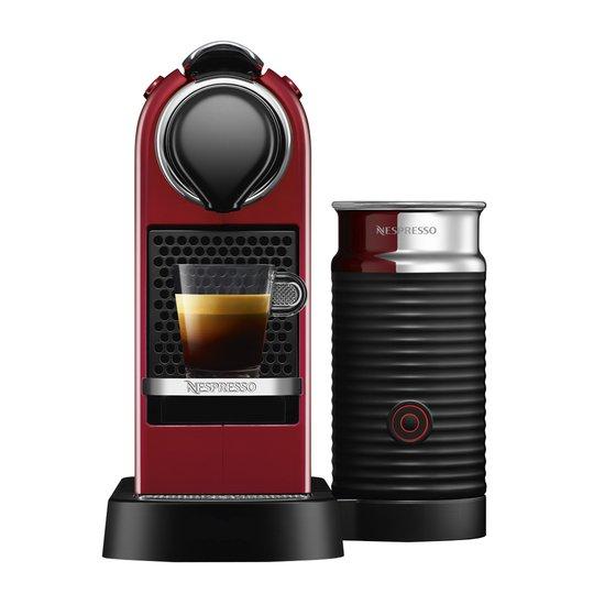 Nespresso - CitiZ and Milk Maskin 1 L Röd