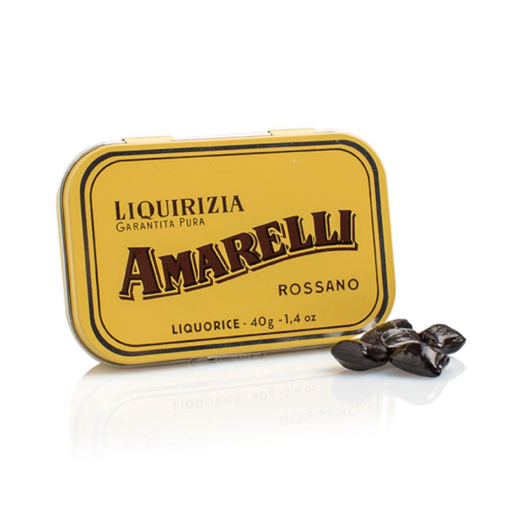 Rossano Spezzata Liquorice 40g by Amarelli