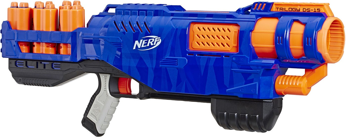 Nerf N-Strike Elite Trilogy DS-15 Blaster