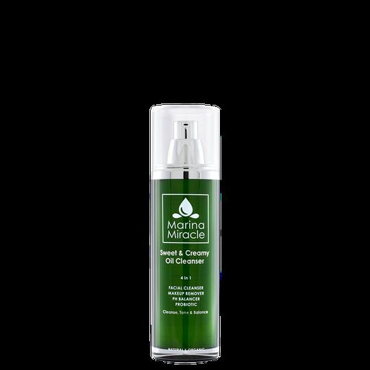 Sweet & Creamy Oil Cleanser, 110 ml