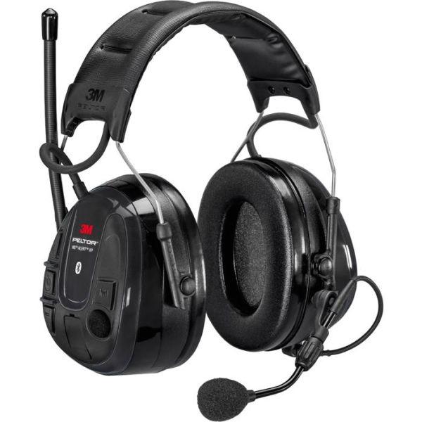 3M Peltor WS Alert XP Hørselsvern Bluetooth med issebøyle