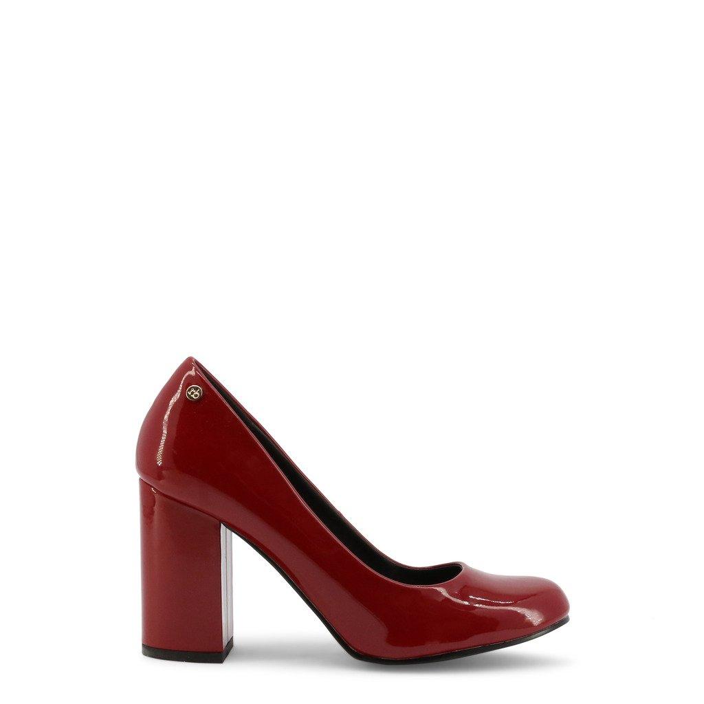 Roccobarocco Women's Heels Red 343447 - red EU 36