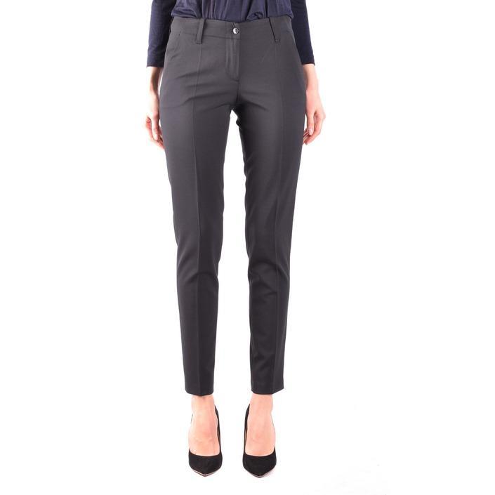 Armani Jeans Women's Trouser Black 162346 - black 46