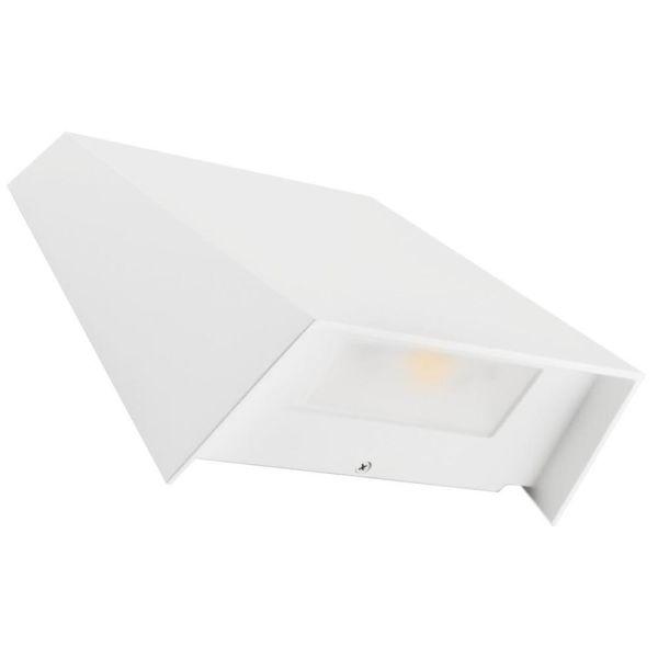 Hide-a-Lite Edge XL Veggarmatur 3000 K, 660 lm, 160, 12,5 W, IP65 Hvit