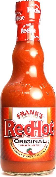 Franks Red Hot Original Sauce 354ml