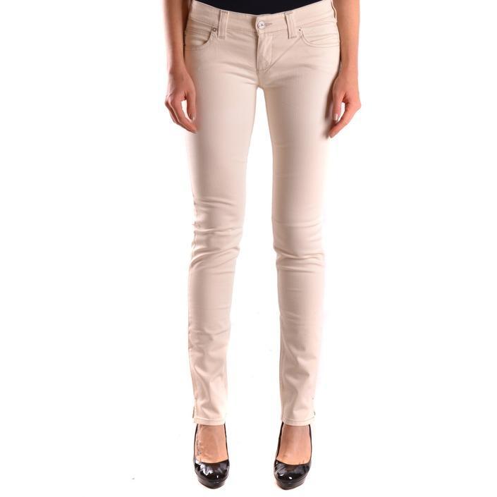 Armani Jeans Women's Jeans Beige 188816 - beige 31