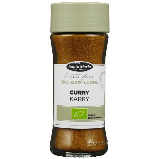 Luomu Curry 31g - 50% alennus