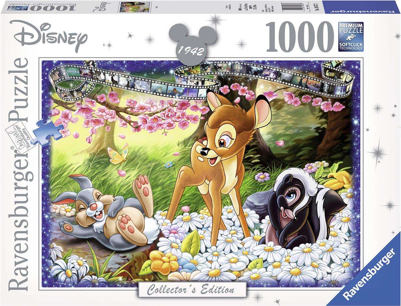 Ravensburger Pussel Disney Bambi 1000 Bitar