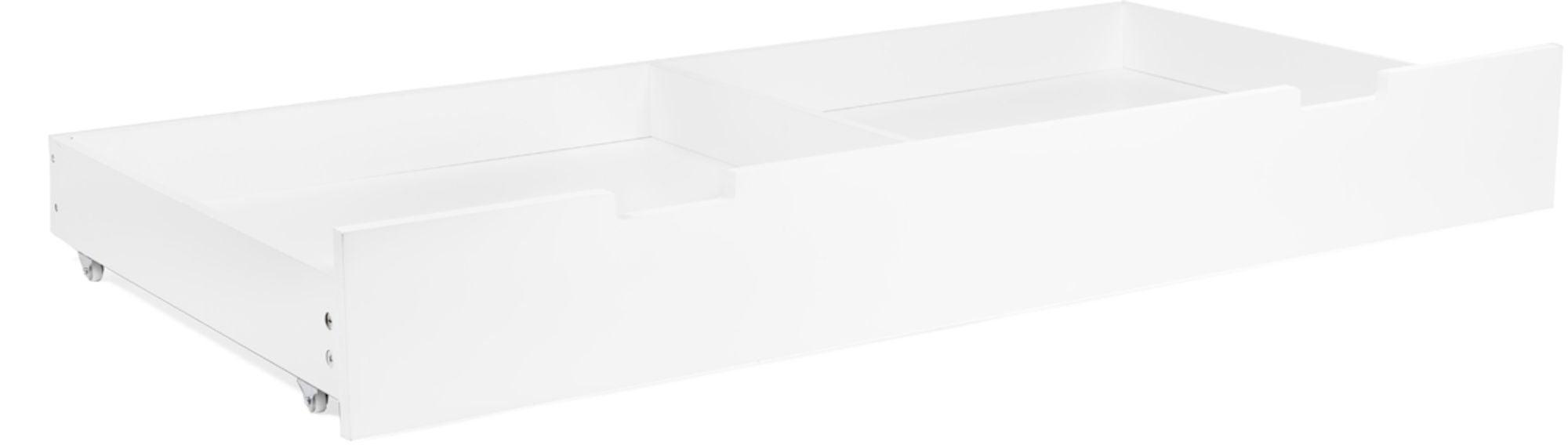 JLY Laatikko Juniorisänkyyn, Valkoinen