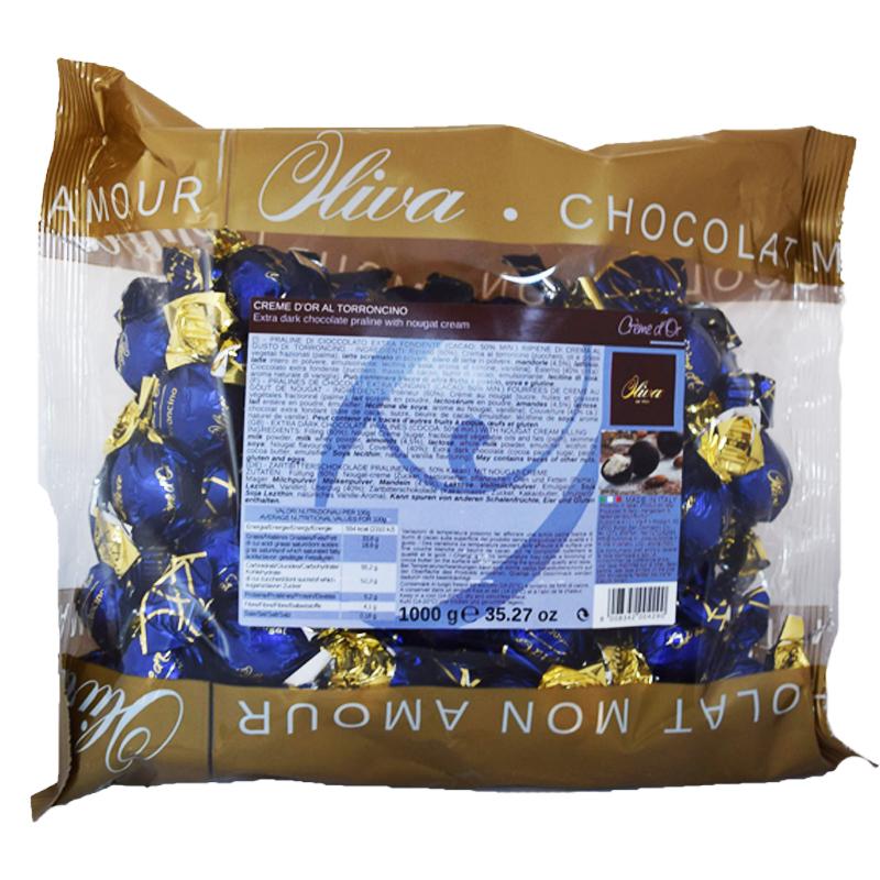 "Chokladpraliner ""Nougat Cream"" 1kg - 64% rabatt"