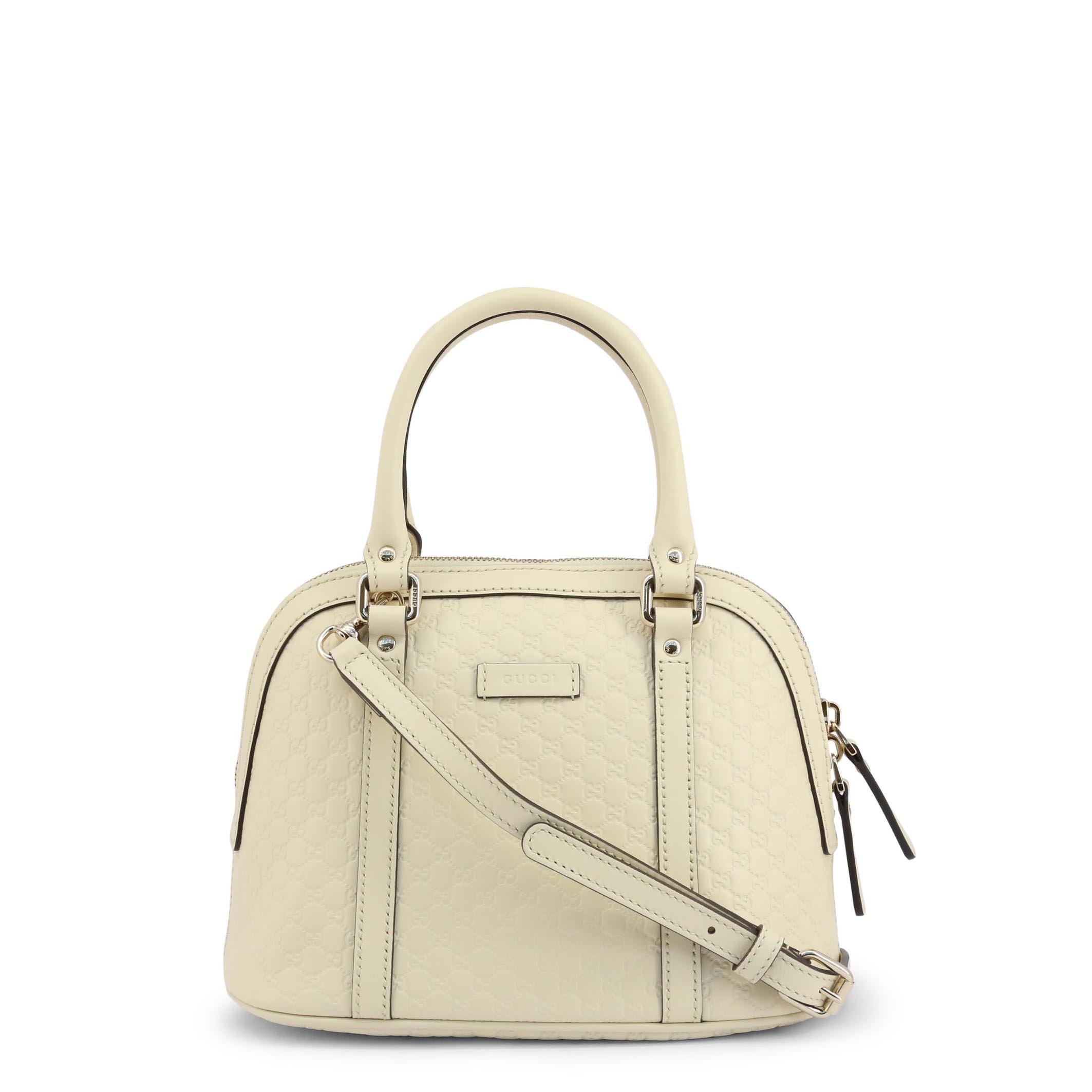 Gucci Women's Handbag Black 449654 - white NOSIZE