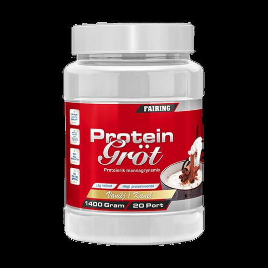 Proteingröt, 1400 g, Vanilj/kanel
