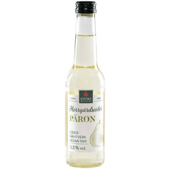 Cider Päron 27,5cl - 31% rabatt
