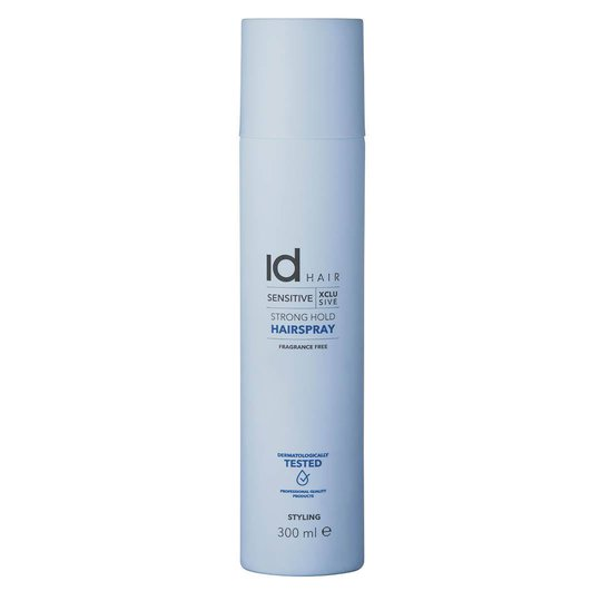 Sensitive Xclusive Strong Hold Hairspray, 300 ml IdHAIR Hiuslakat