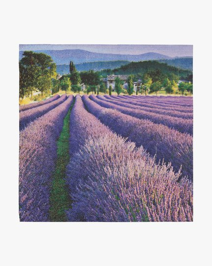 Paperiservetit, Lavender