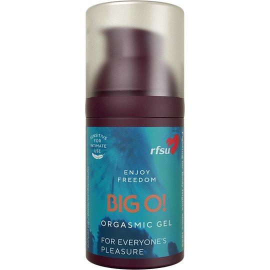 Big O Orgasmic Gel, 30 ml RFSU Liukuvoide