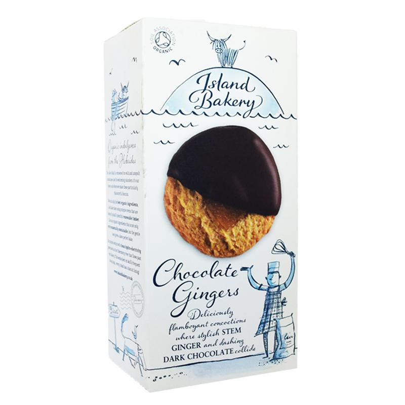 Kakor Ingefära & Mörk Choklad - 49% rabatt