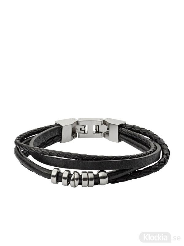 Herrsmycke FOSSIL Armband Vintage Casual JF03183040