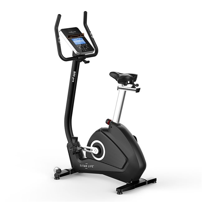 Titan LIFE Bike B80 Pro Zwift Kompatibel, Motionscykel