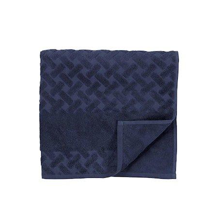 Håndkle Laurie 140x70 cm Mørkeblå