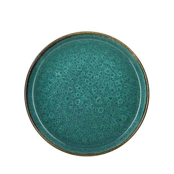 Bitz - 2 x Gastro Plate 27 cm - Green/Green -