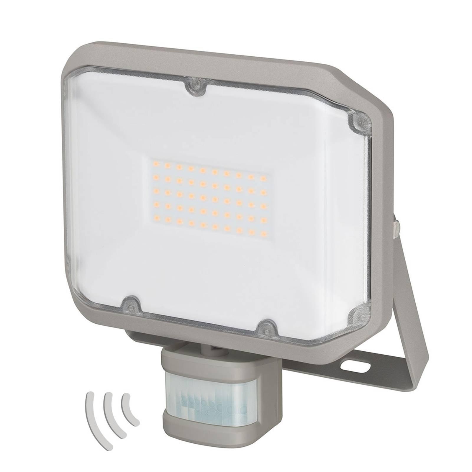 Utendørs LED-spot AL IR-sensor IP44 30W