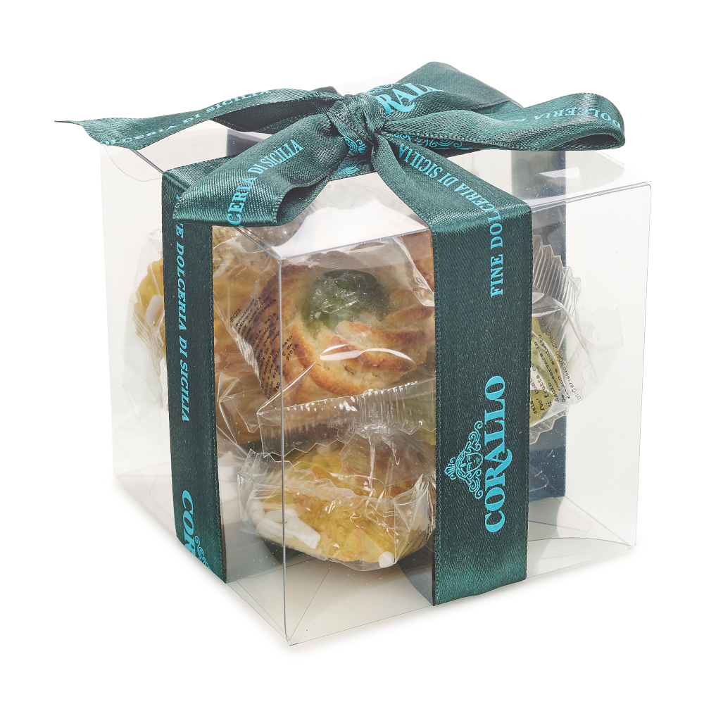 Assorted Mandorla Biscuits 200g by Dolceria Corallo